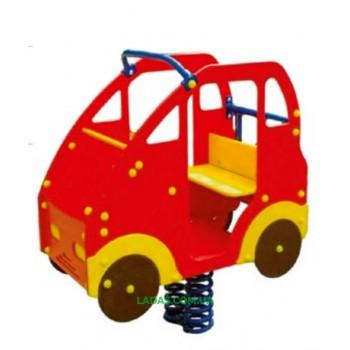 Качалка на пружине Машинка DIO113