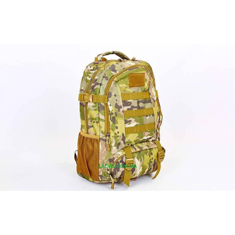Рюкзак туристический V-40л бескаркасный (р-р 48х24х14см)