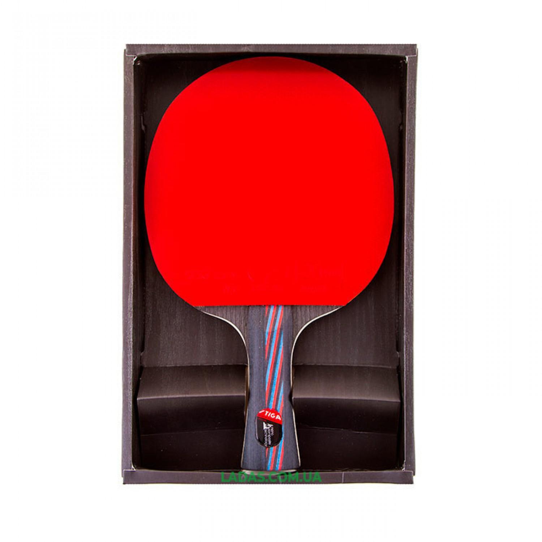 Ракетка для настольного тенниса Stiga 4* Original Blade Реплика