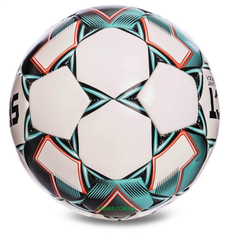 Мяч футбольный №5 SELECT BRILLANT REPLICA (бело-зеленый)