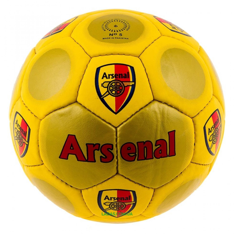 Мяч футбольный SemiDull YW Arsenal