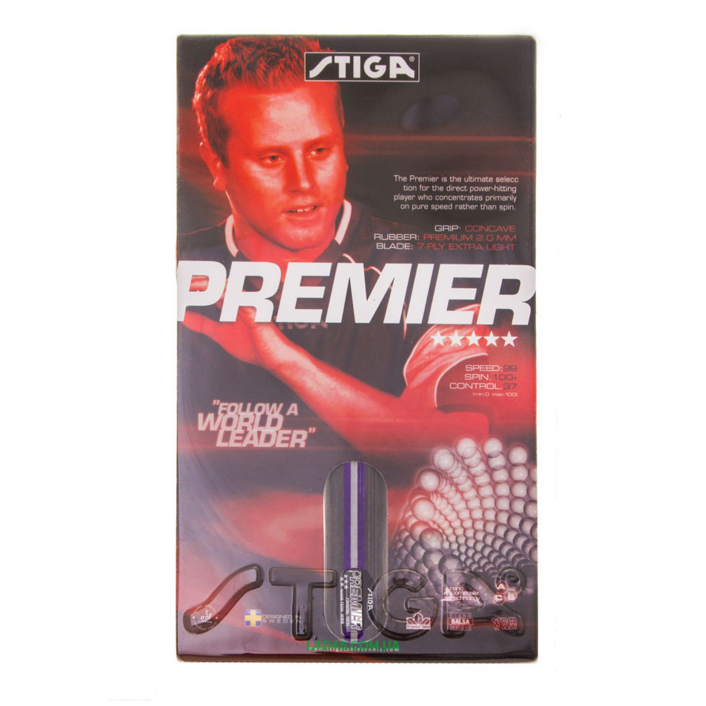 Ракетка для настольного тенниса Stiga Premier ***** Реплика