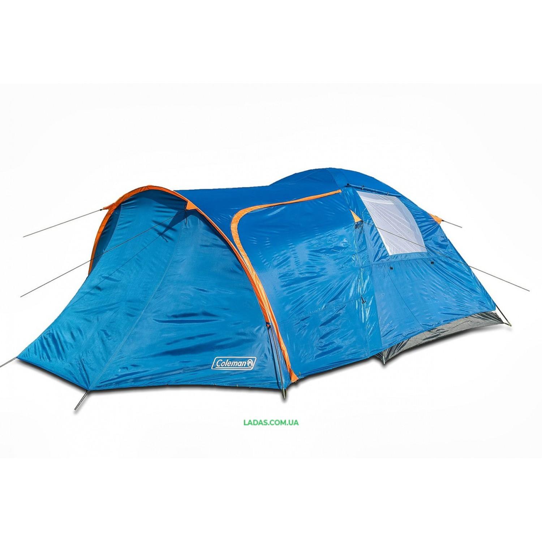 Четырехместная палатка Coleman 1009 (Польша)