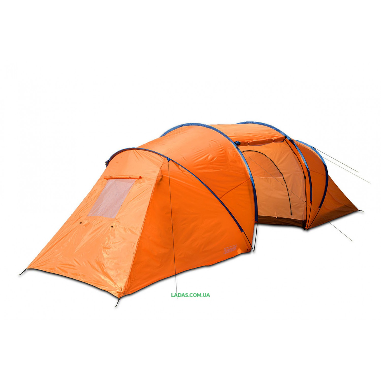 Шестиместная двухкомнатная палатка Coleman 1909 (Польша)