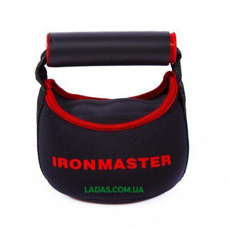 Гиря неопреновая 2 кг IronMaster