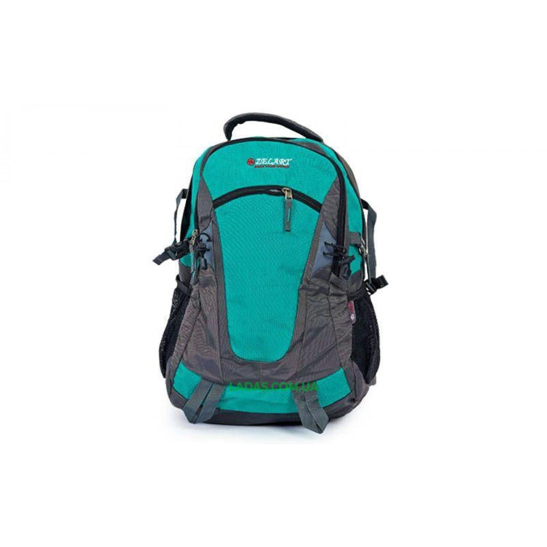 Рюкзак спортивный с жесткой спинкой ZEL (нейлон, р-р 50х33х16см)
