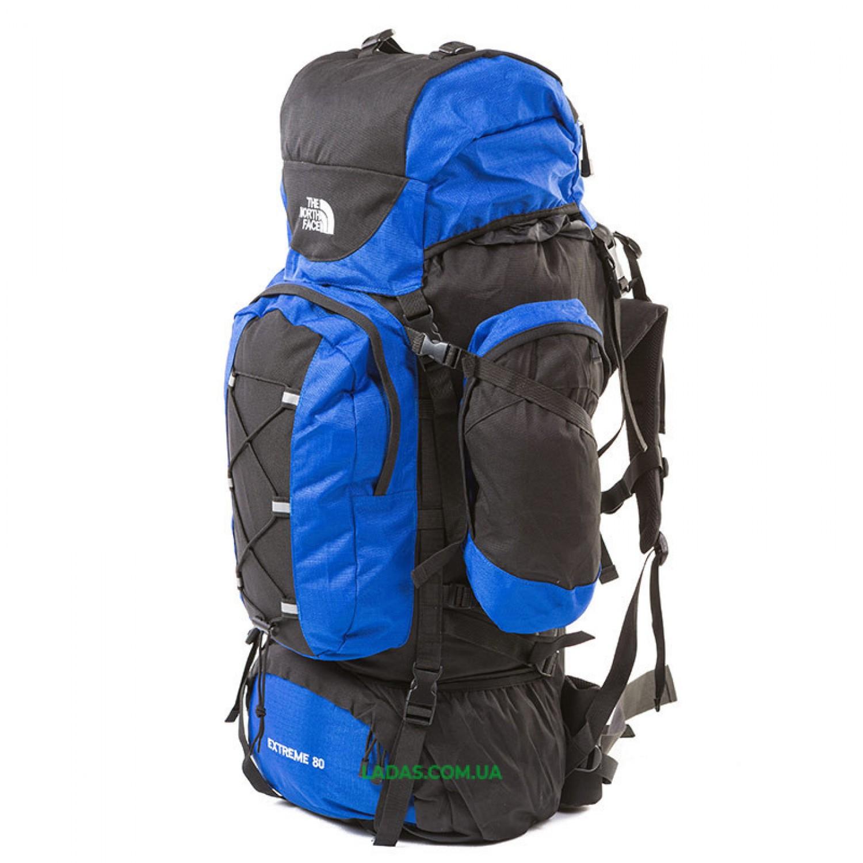 Рюкзак туристический каркасный NorthFace 80 л (Extreme 80)