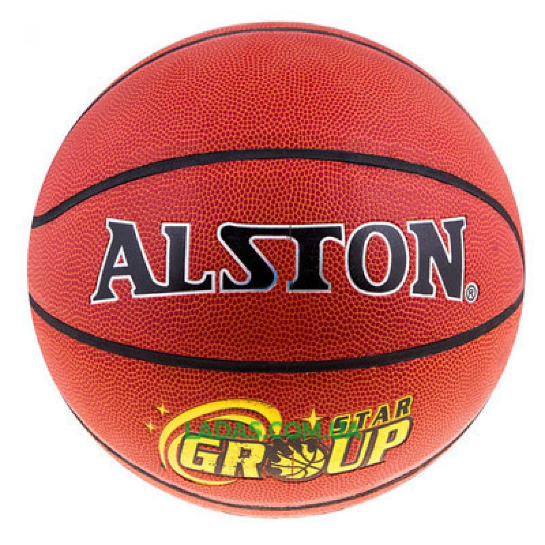 Мяч баскетбольный №6 StarGroup Alston PVC