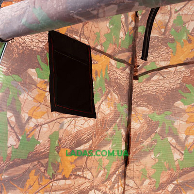Кабина-автомат туристическая для душа и туалета (р-р 100×100×185 см)