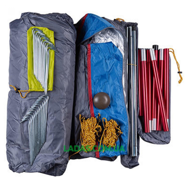 """Палатка GreenCamp """"юрта"""" GC1768"""