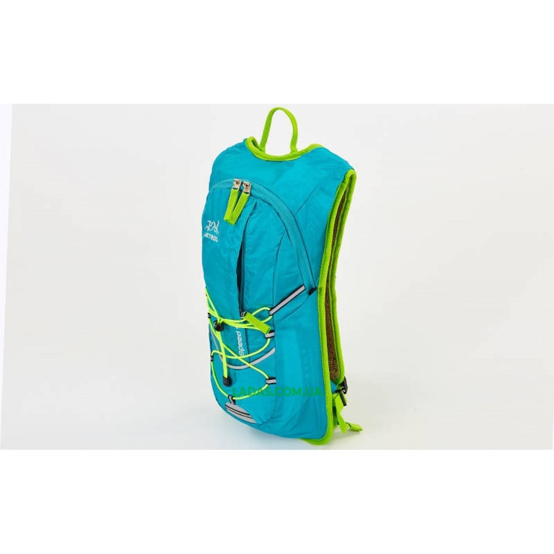 Рюкзак спортивный с жесткой спинкой GA-2062 (нейлон, р-р 29х9х45см )