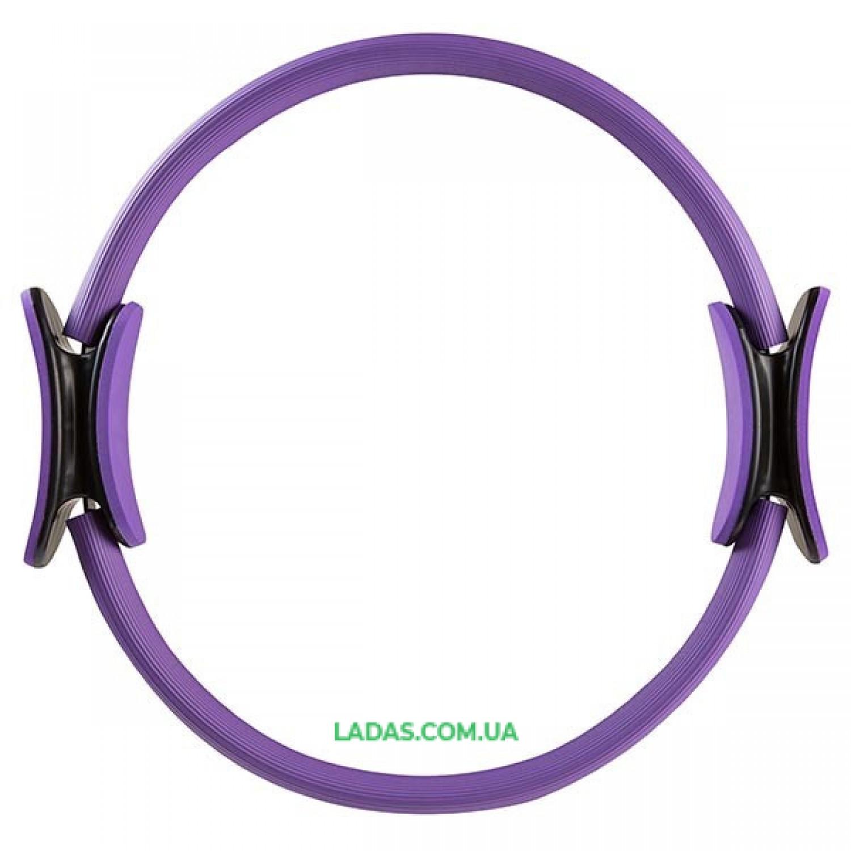 Кольцо для пилатеса (диаметр 40 см, металл, неопрен)