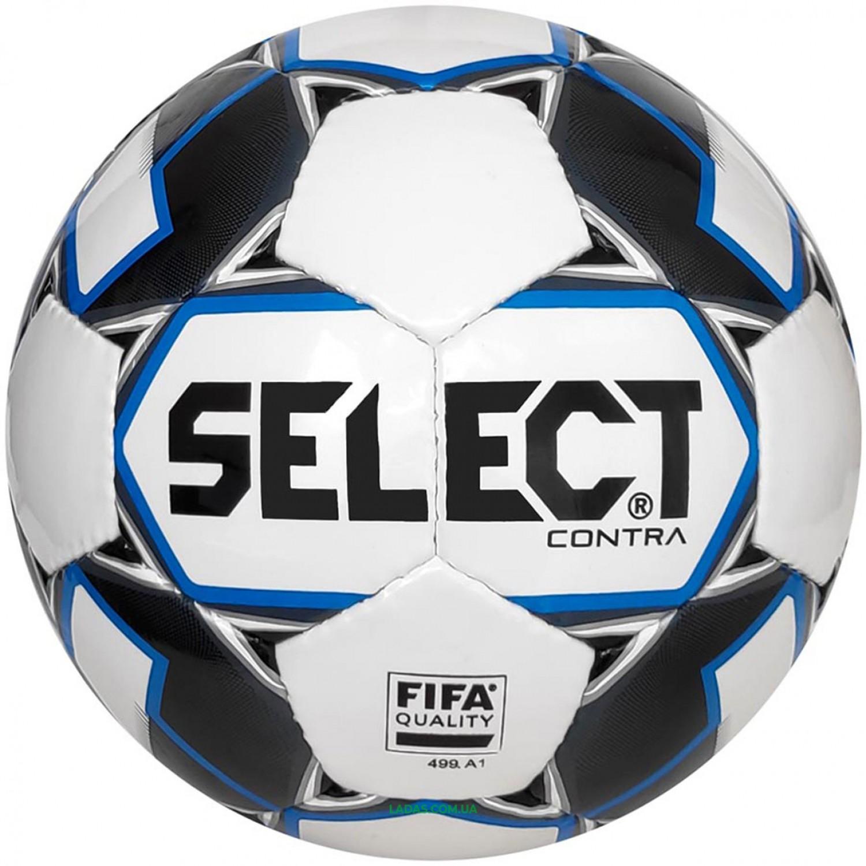 Мяч футбольный №5 SELECT CONTRA IMS (FPUS 1100)