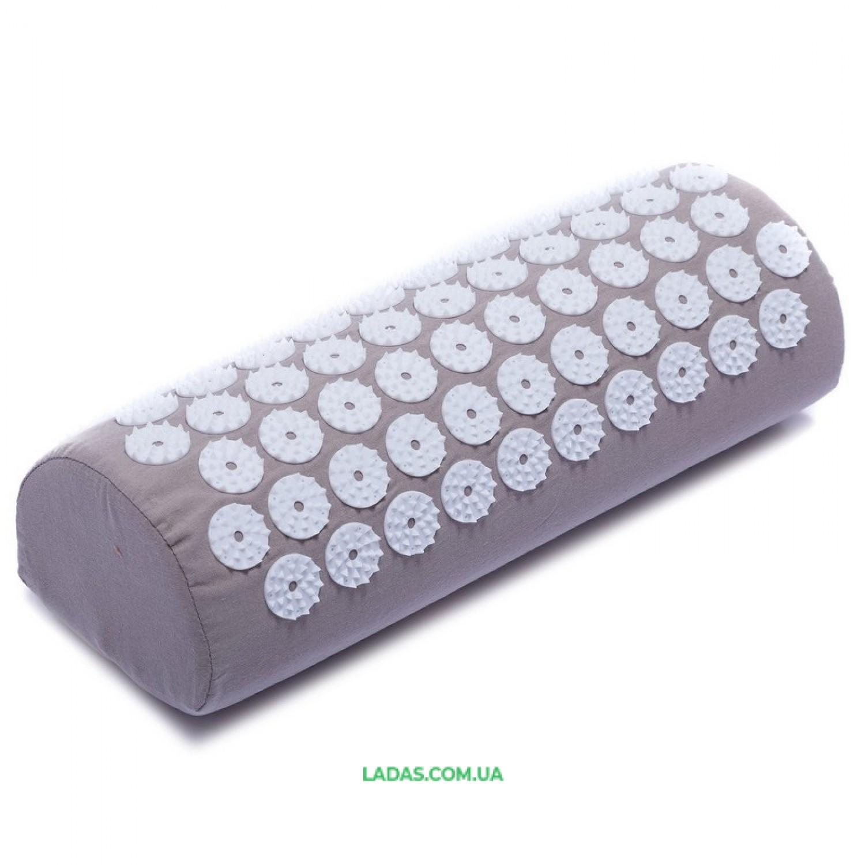 Валик массажный (Acupressure mat) Ипликатор Кузнецова (р-р 40x10x14см)
