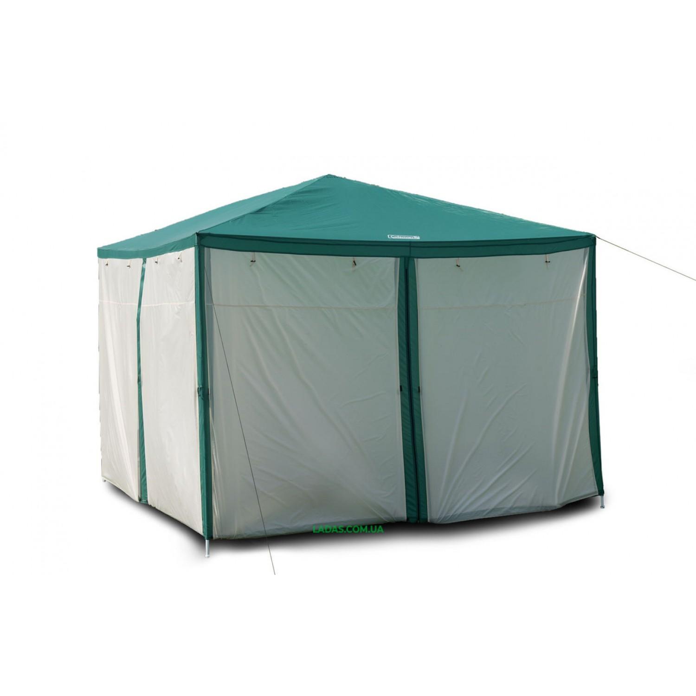 Тент (шатер) Coleman 2902 (Польша) (300х300х200см)+Бесплатная доставка посылки!
