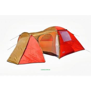 Четырехместная палатка Coleman 1036 (Польша)
