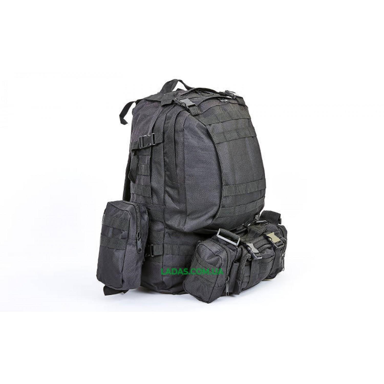 Рюкзак туристический V-60л бескаркасный