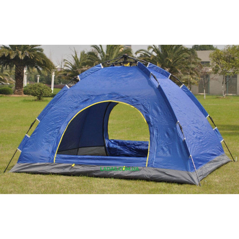 Палатка-автомат 2-х местная SY-A02-BL