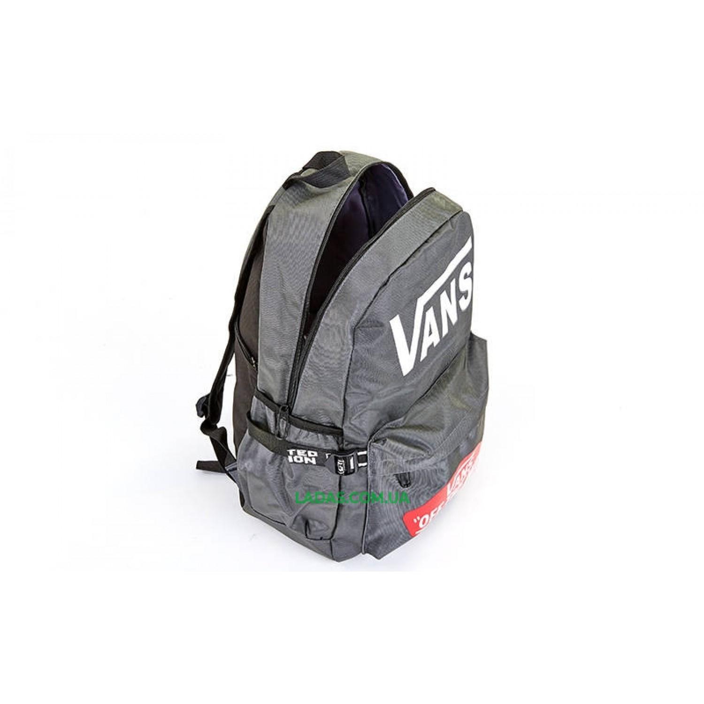 Рюкзак городской VANS (PL, р-р 44x28x12см)