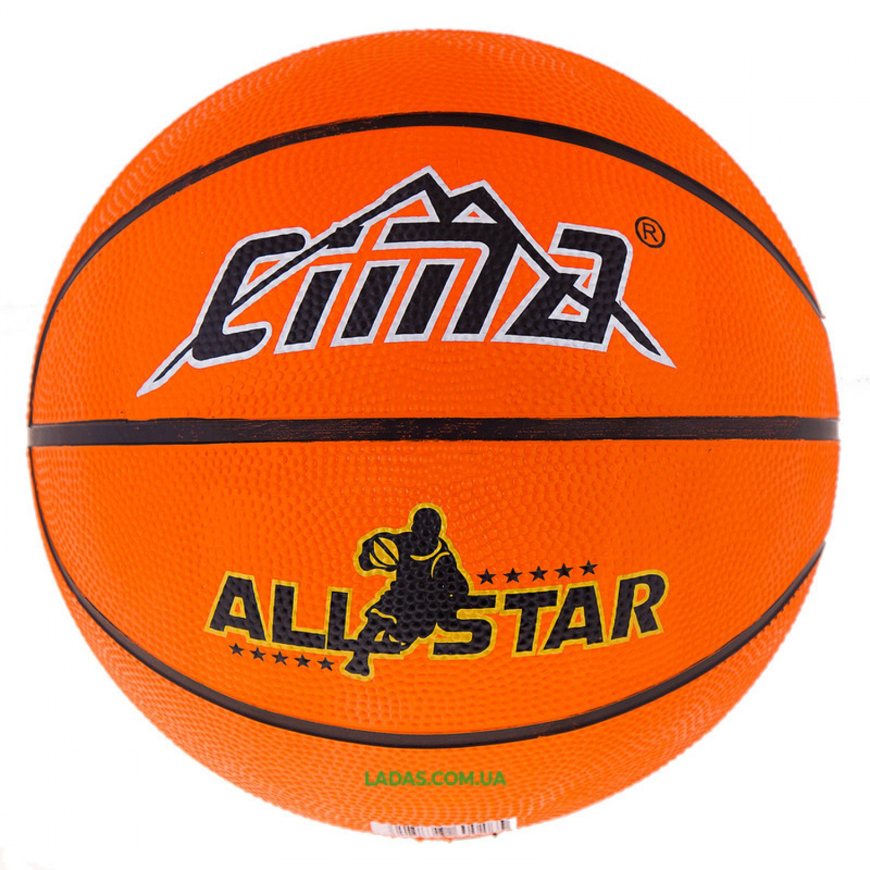 Мяч баскетбольный Cima Wellman №7 PVC