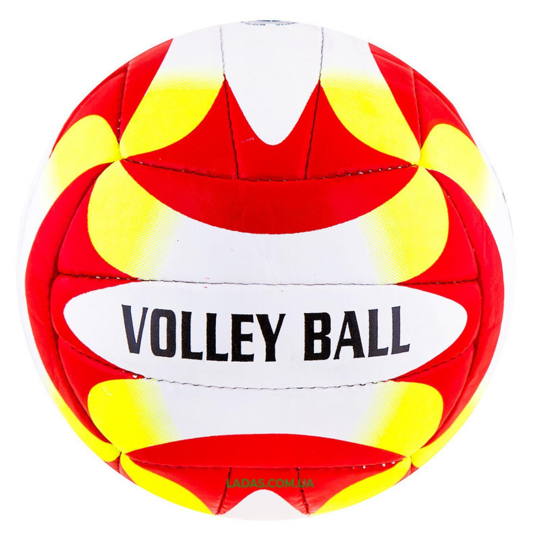 Мяч волейбольный Ronex Orignal Grippy (№5, сшит вручную)