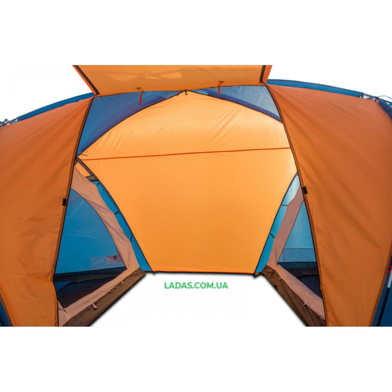 Шестиместная палатка Coleman 1002 (Польша)
