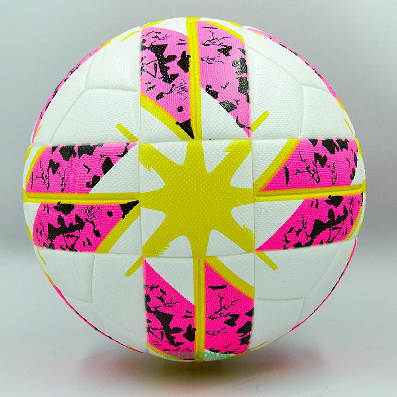 Мяч футбольный №5 PVC клееный ARGENTUM 2018-2019 FB-0077