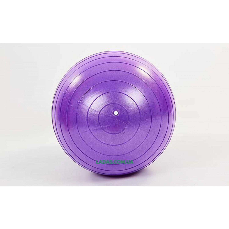 Мяч для фитнеса Арахис (фитбол) сатин (50смх100см)