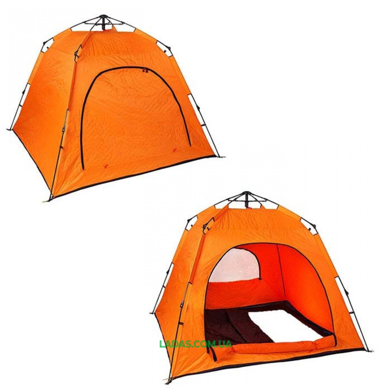 Палатка зимняя утепленная (р-р 200*200*165см)
