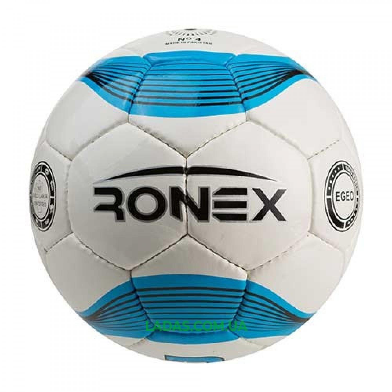Мяч футбольный №4 Ronex RXD-JM1