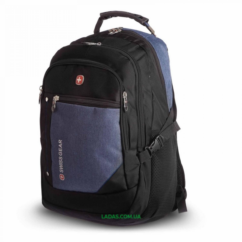 Рюкзак городской VICTO 35л 6620 (PL, р-р 20x35x47см, USB)