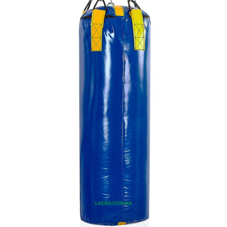 Мешок боксерский Цилиндр Тент ЛЕВ UR (наполнит.-ветошь, высота - 85см, вес-20кг)