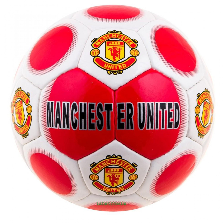 Мяч футбольный Duxion Manchester United