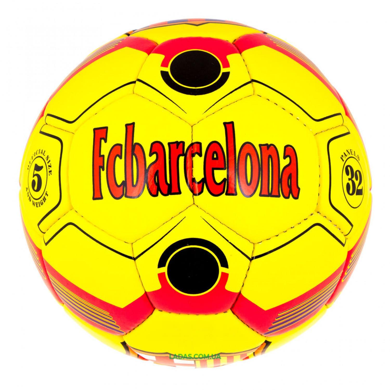 Мяч футбольный SemiDull (5сл) FC Barca