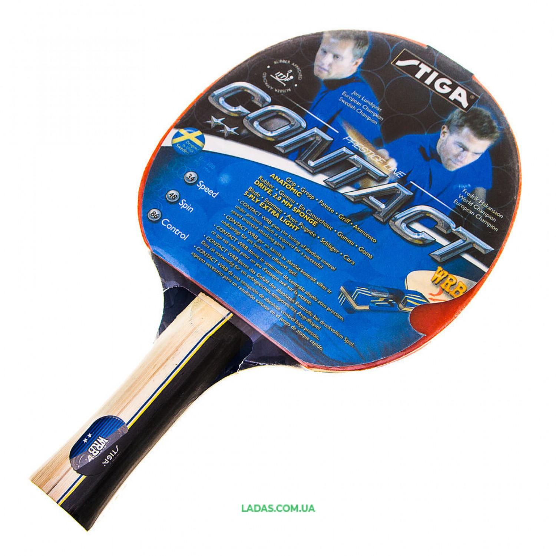 Ракетка наст теннис Stiga Contact ** Реплика