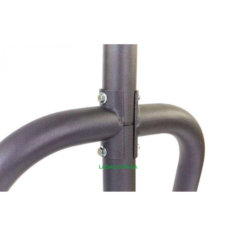 Стойка для боксерского мешка и креплением для груши (металл, р-р 165x121x218см)