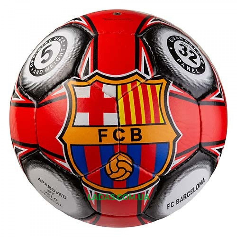 Мяч футбольный Grippy G-14 FC Barca 3