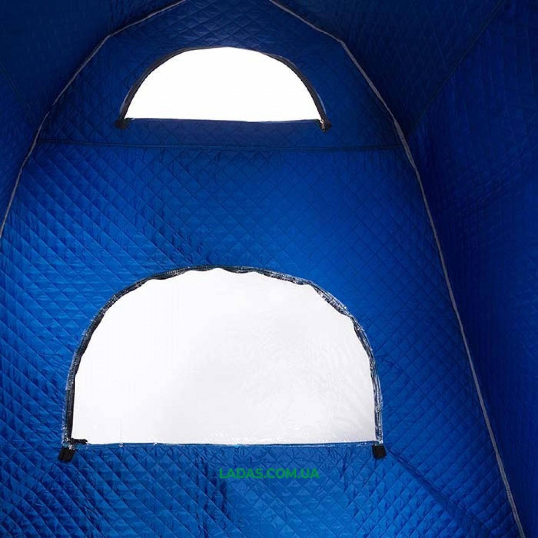 Палатка зимняя утепленная 200*200*165см