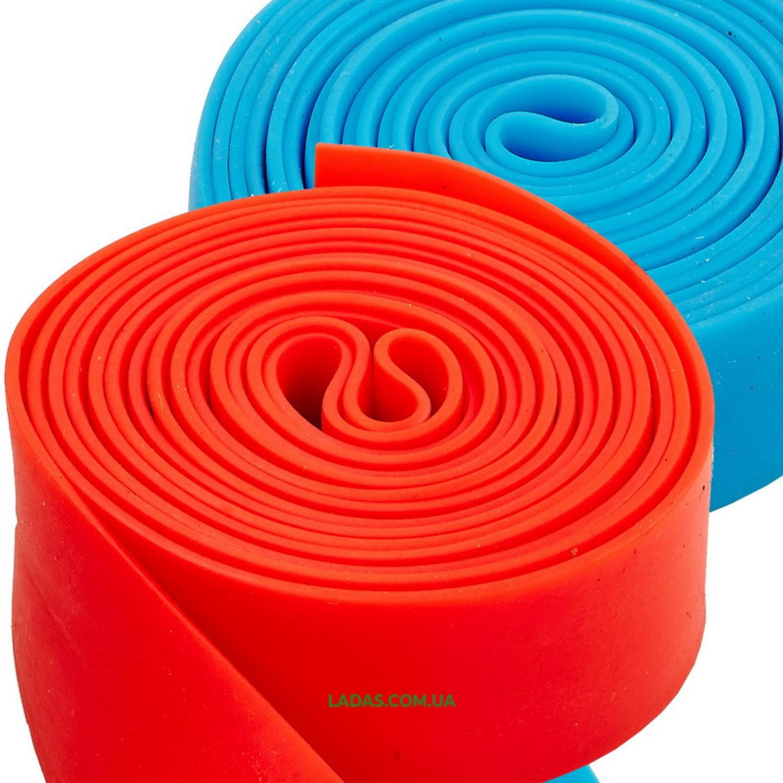 Жгут эластичный спортивный, лента VooDoo Floss Band (латекс,l-2,5м, 3смx2мм)