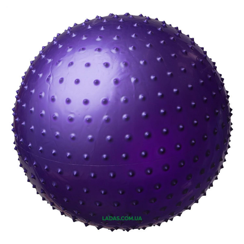 Мяч для фитнеса 75см массажный