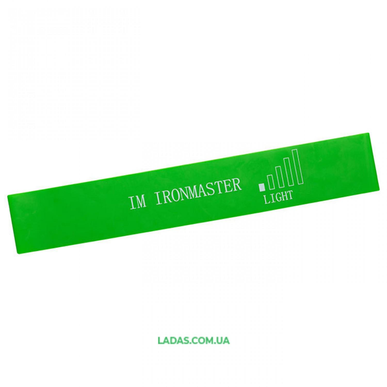 Лента сопротивления салатовая IronMaster (600*50*0,45 мм)