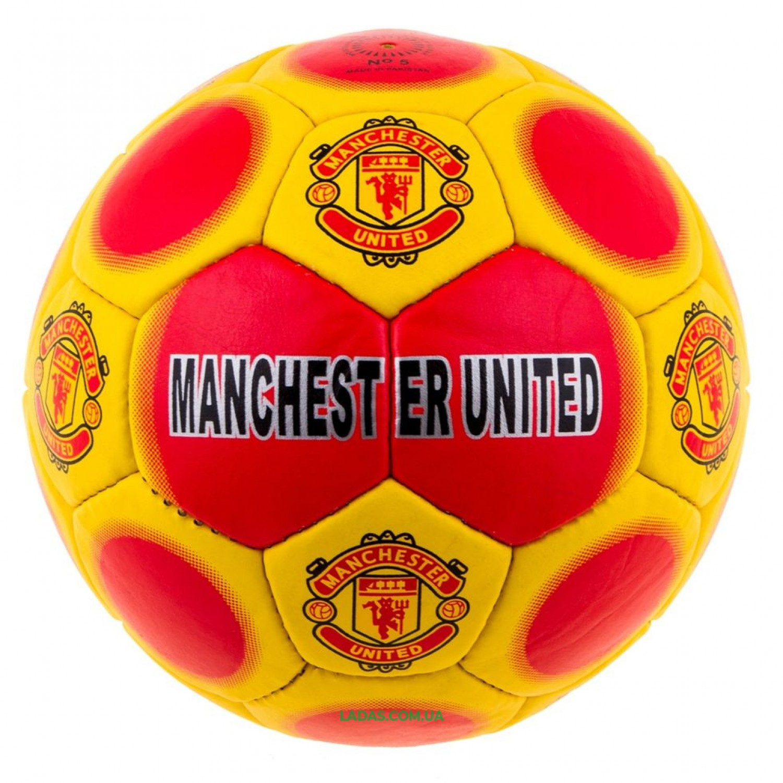 Мяч футбольный SemiDull (5сл) YW Manchester
