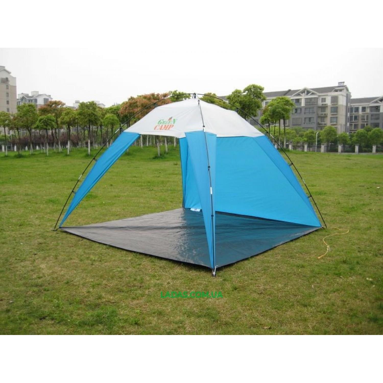 Тент-палатка пляжный Green Camp 1045