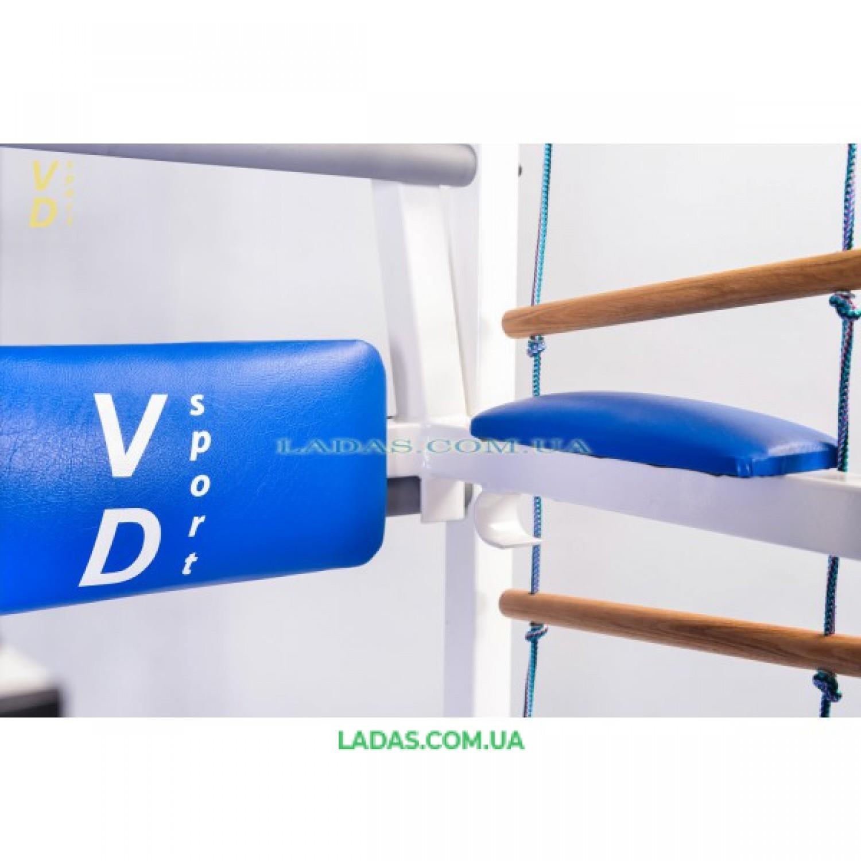 Шведская стенка со съемным турником VD Demos