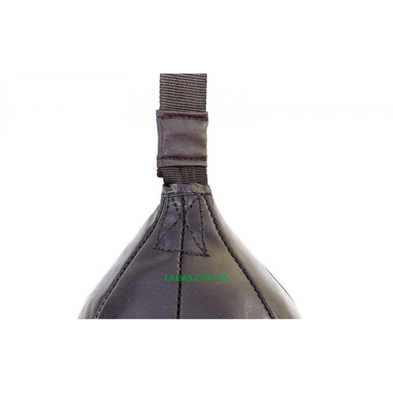 Груша набивная Круглая на растяжках ЛЕВ UR (ветошь, d-16см, l-30см,вес-1,5кг)