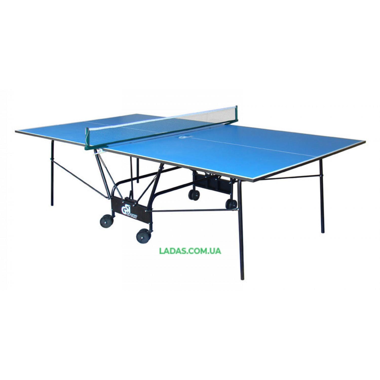 Стол для настольного тенниса Gk-5 Compact Strong