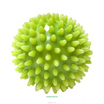 Мяч массажный с шипами 7см
