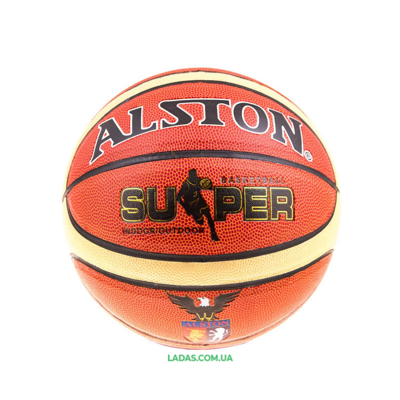 Мяч баскетбольный №5 SuperWinner Alston PVC