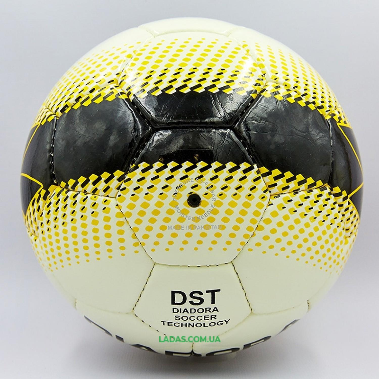 Мяч футбольный №5 PU ламин. DIA (№5, 5 сл., сшит вручную)