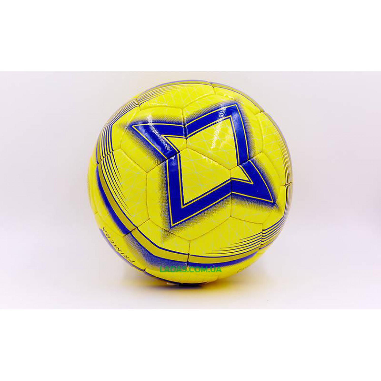 Мяч футбольный №5 профессиональный PU ламинированный SALSA